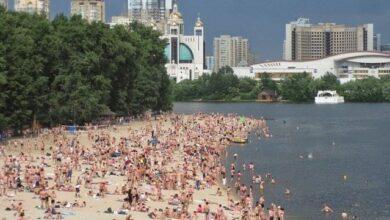 Photo of На 11 пляжах Києва знайшли кишкову паличку (СПИСОК)