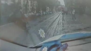 Photo of У Львові п'яний водій без прав ледь не збив пішоходів на «зебрі»