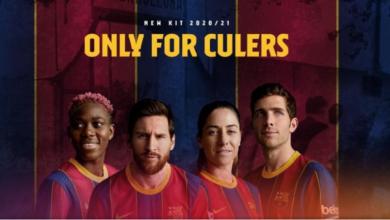 Photo of Надихнули двадцяті: Барселона показала домашню форму на сезон-2020/21