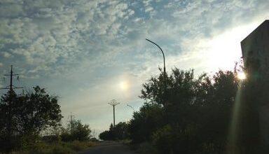 Photo of Два сонця: в Одеській області помітили унікальне природне явище