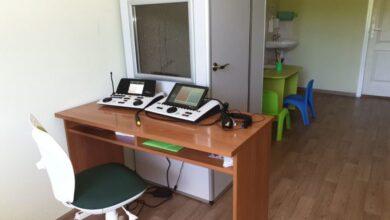 Photo of У міській дитячій лікарні Львова запрацював кабінет обстеження слуху