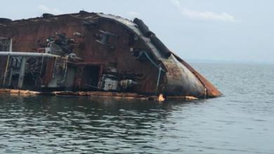 Photo of Перевищення норми вп'ятеро: море біля танкера Delfi забруднене нафтопродуктами
