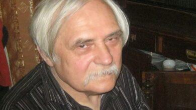 Photo of У Львові помер художник та вітражист Валерій Шаленко