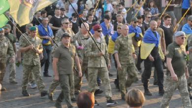 Photo of Без політики: на День Незалежності 2020 планується хода ветеранів