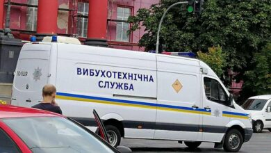 Photo of Вибух на Андріївському узвозі у Києві: перше відео з місця