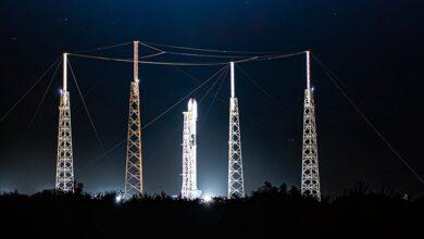 Photo of 13 запуск SpaceX за рік: Falcon 9 доставила в космос військовий супутник Південної Кореї