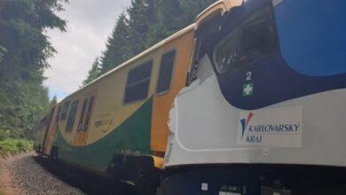 Photo of Зіткнення пасажирських потягів у Чехії: є загиблі, десятки поранених