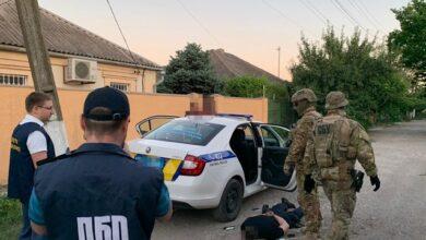 Photo of У Донецькій області поліцейські торгували наркотиками і вимагали хабарі