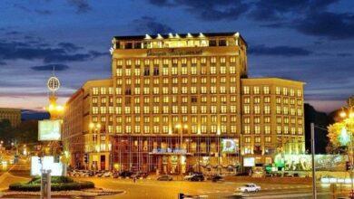 Photo of За понад 1 млрд грн: готель Дніпро в центрі Києва продали