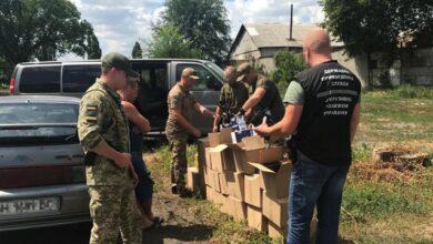 Photo of На півмільйона гривень: у Донецькій області затримали рекордну партію алкоголю