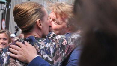 Photo of Двічі переносили дату: прем'єр-міністр Данії вийшла заміж за кінорежисера