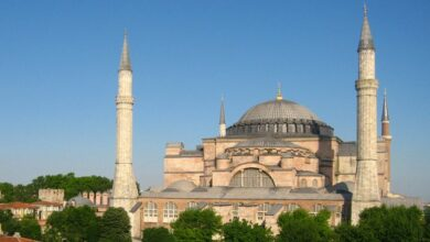 Photo of Свята Софія у Стамбулі знову стала мечеттю
