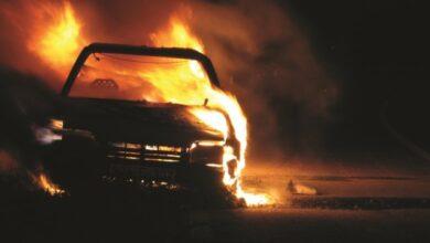 Photo of У Львівській області вибухнув автомобіль, загинув чоловік