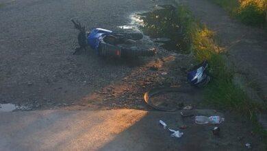 Photo of У Раві-Руській п'яний водій врізався у мотоцикл. Є постраждалі