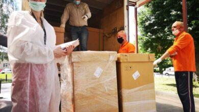 Photo of Лікарня швидкої допомоги Львова отримала 5 апаратів ШВЛ