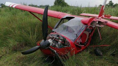 Photo of На Івано-Франківщині літак здійснив аварійну посадку на поле