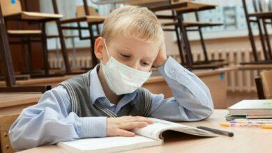 Photo of В Україні на самоізоляції перебуває 145 шкільних класів