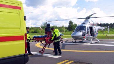 Photo of У лікарні швидкої допомоги облаштують вертолітний майданчик