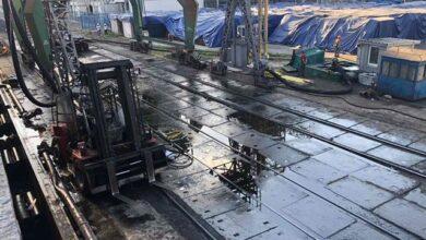 Photo of НП у Миколаївському порту: акваторію Дніпровсько-Бузького лиману забруднено олією