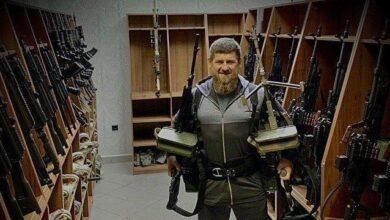 Photo of США ввели санкції проти Кадирова, глава Чечні відповів з кулеметами в руках
