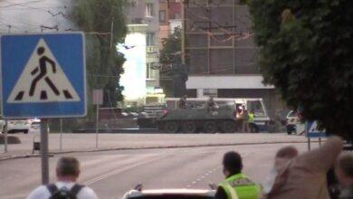 Photo of Відео штурму автобуса в Луцьку