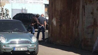 Photo of У Полтаві чоловік взяв у заручники поліцейського