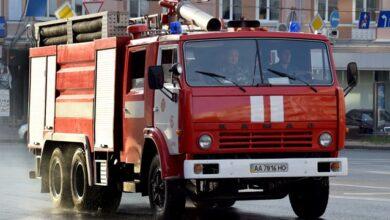 Photo of Пожежа в Києві: дорогу до Жулян перекрили, є загроза вибуху