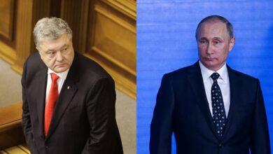 Photo of Жодних привітань: у Кремлі прокоментували розмову Путіна з Порошенком у 2014 році