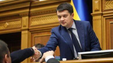 Photo of Підстав для дострокового розпуску Верховної Ради немає – Разумков