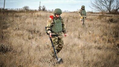 Photo of Тривожна ситуація: Росія блокує процес розмінування на Донбасі