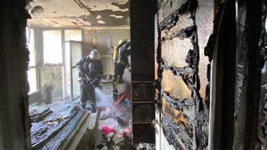 Photo of Намагалася загасити вогонь: в Києві у пожежі постраждала 10-річна дівчинка