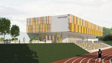 Photo of На стадіоні «Торпедо» пропонують збудувати легкоатлетичний центр. Візуалізація