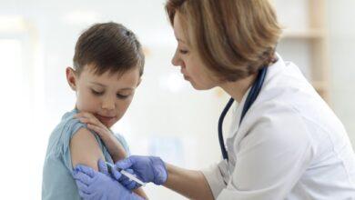 Photo of В Україні у червні збільшився рівень вакцинації дітей