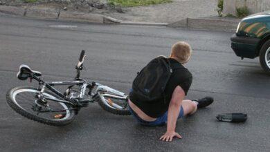 Photo of Зробив зауваження: у Києві водій побив велосипедиста