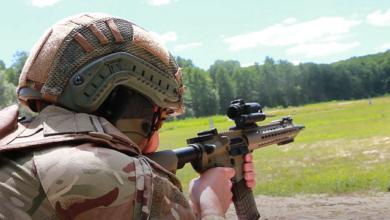 Photo of Кращі за автомат Калашникова: спецназ Нацгвардії озброїли ґвинтівками UAR-15