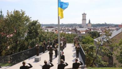 Photo of День пам'яті захисників у Львові у фото