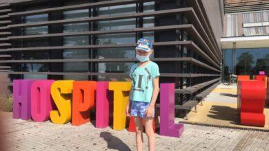 Photo of Львів'ян просять допомогти зібрати 45 тисяч євро на лікування онкохворої 6-річної Вікторії
