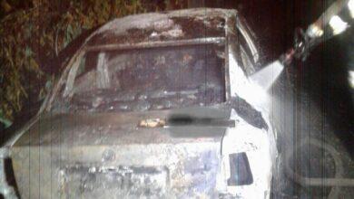 Photo of У Городоцькому районі вщент згорів автомобіль