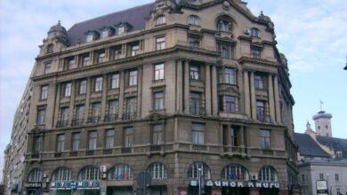 Photo of «Перший львівський хмарочос» на площі Міцкевича збираються продати