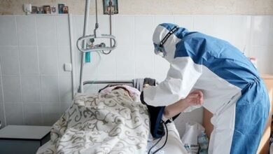 Photo of Коронавірус «помолодшав»: у Львівській інфекційній лікарні переважають хворі віком 50+