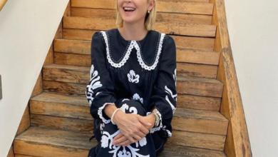 Photo of Зірка серіалу «Район Мелроуз» одягнула сукню українського дизайнера