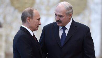 Photo of Лукашенко вдруге за вихідні поговорив з Путіним: Росія обіцяє допомогу
