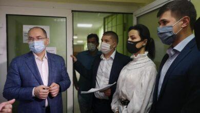 Photo of Міністр охорони здоров'я перевіряє львівські лікарні