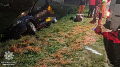Photo of Біля Львова водій таксі під наркотиками потрапив у ДТП: загинула пасажирка