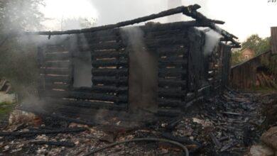 Photo of Мешканець Старосамбірщини загинув під час пожежі у власному будинку