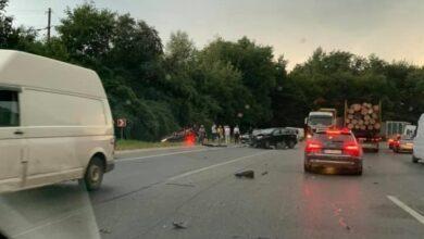 Photo of У потрійній аварії біля Львова травмувалися 8 людей