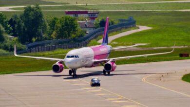 Photo of WizzAir почав літати зі Львова до Мілану та Риму