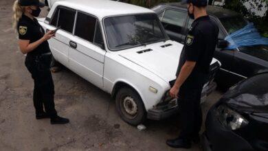 Photo of На Львівщині 24-річний хлопець заховав викрадене авто під горою покривал
