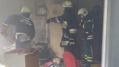 Photo of Отримав опіки всього тіла: у Дрогобичі під час пожежі у квартирі постраждав 44-річний чоловік