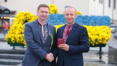 Photo of Педагогу львівського ліцею присвоїли звання «Заслужений вчитель України»